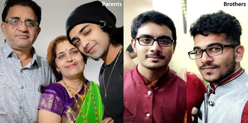 sumedh mudgalkar family pic