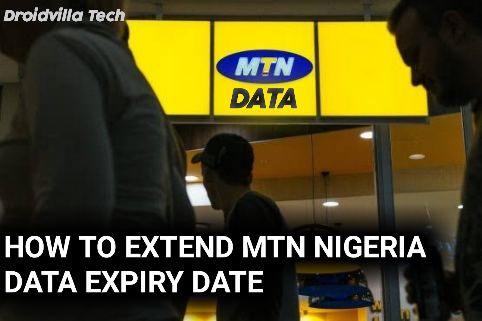Extend MTN Data expiry date