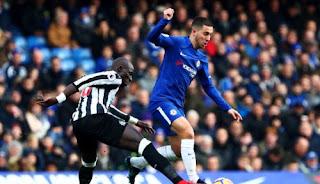 Chelsea Atasi Perlawanan Newcastle 3-1 Highlights