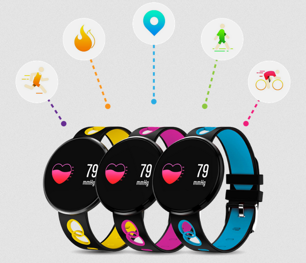 Color SmartWatch