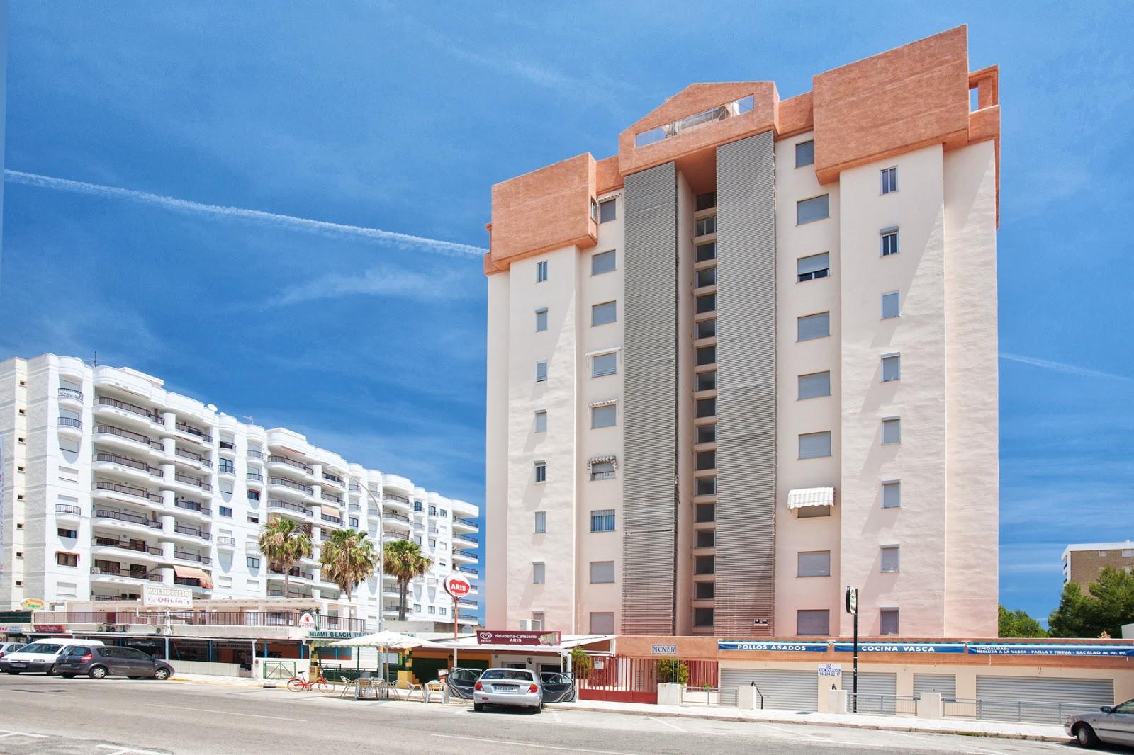 Apartamento en la Playa de Ganda APARTAMENTO MIKONOS EN