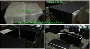 cara resin box speaker