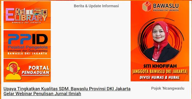 Bawaslu DKI Jakarta