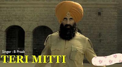 Teri Mitti Lyrics (English) | Kesari