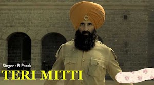 Teri Mitti Lyrics (English) | Kesari | B Praak