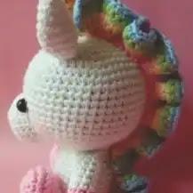 Amigurumi Unicornio a Crochet