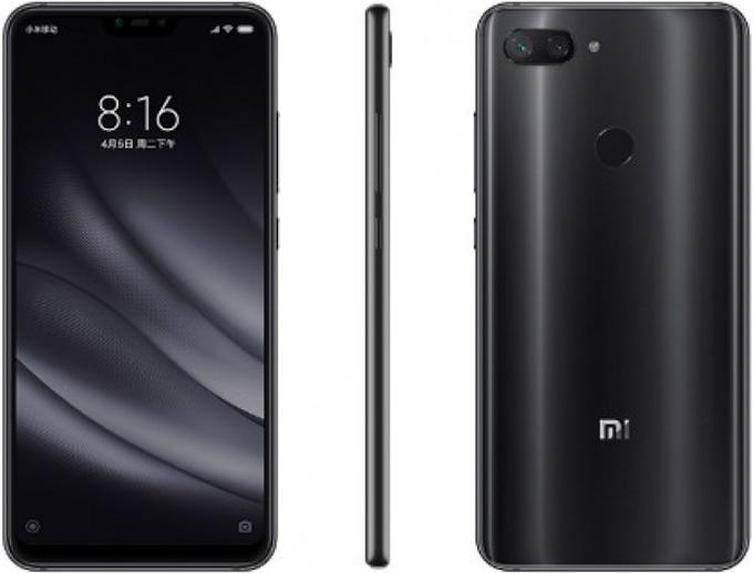 موبايل Xiaomi Mi 8 Lite سعة 64 جيجا بسعر 3899 جنيه على نون مصر