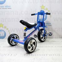 sepeda tiga roda wimcycle w05 hotwheels lisens
