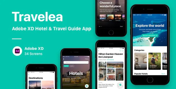 Best Hotel & Travel Guide App