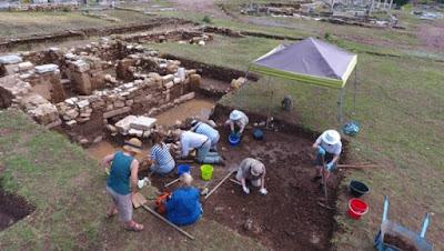 Αρχαιολογία και αισθήσεις