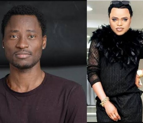 """Misgendering Bobrisky is an act of violence"" Bisi Alimi says after photos of the cross dresser wearing male clothes at his dad's birthday went viral"