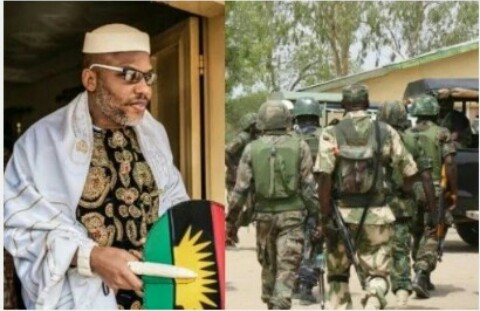 Arrest Nnamdi Kanu within 21 days or face national protest - Abia lawmakers tell FG