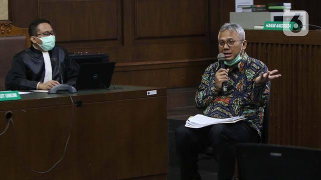 Ketua KPU Akui Didatangi Harun Masiku, Bawa Foto Petinggi Partai dan Tokoh Besar