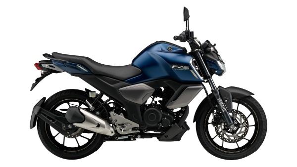 Yamaha FZ mileage bike