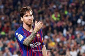 بعد مباراة فريقه الأخيرة امام اتلتيكو مدريد ميسي يحقق أرقامًا قياسيّةً جديدة