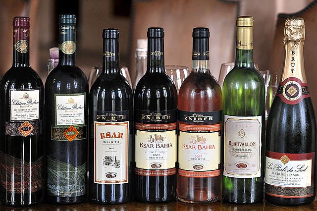The 18 best Moroccan wine bottles