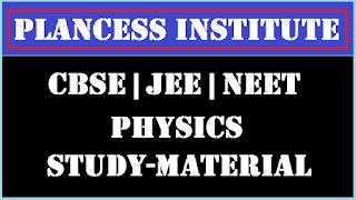 Download Free PDF Plancess Physics Class 11