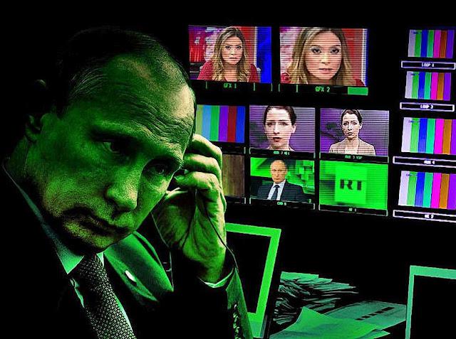 Com a nova rede os russos ficariam presos numa Cortina não de Ferro mas digital