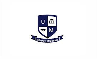 University of Mianwali Jobs 2021 – Application Form via www.umw.edu.pk