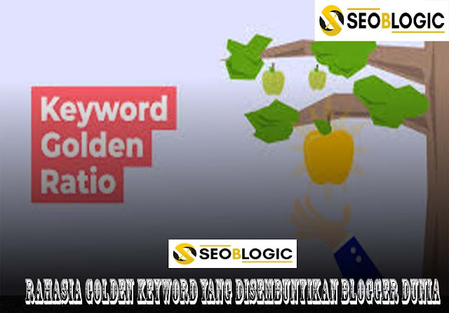 Rahasia Golden Keyword Yang Disembunyikan Blogger Dunia