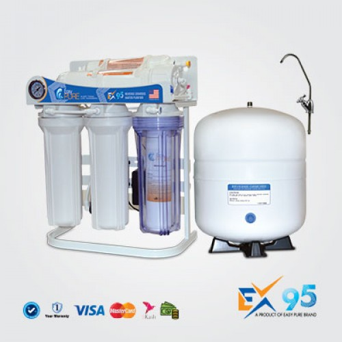 Six Stage REVERSE OSMOSIS Water Purifier EX-95