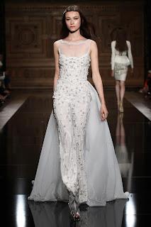robe longue haute couture