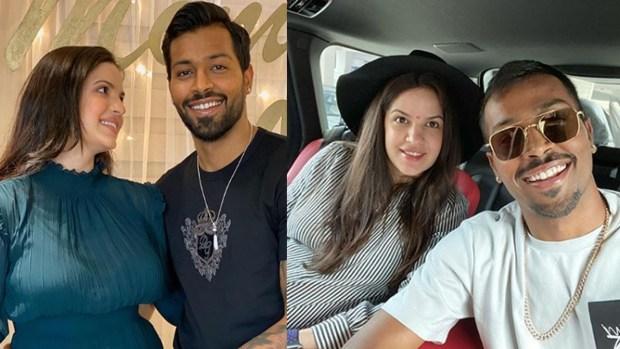 Hardik Pandya blessed with 'baby boy', shares photo