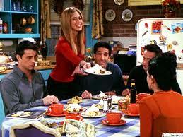 Friends Christmas Episodes.Halloweenjitsu Top 10 8 Friends Xmas Episodes