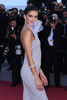 Sara Sampaio best red carpet dresses Cannes Film Festival