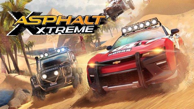Asphalt Xtreme - Η γνωστή σειρά παιχνίδιων αγώνων παίρνει τα βουνά