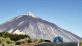 McLaren 570GT, Jelajahi alam pegunungan