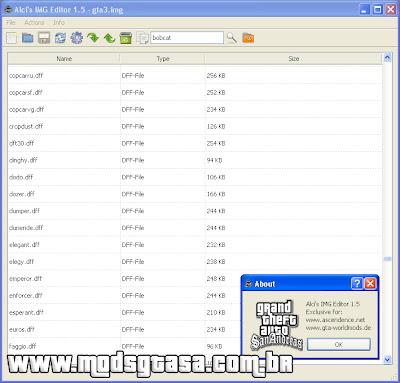 alcis img tool 1.5