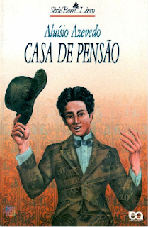 CASA DE PENSAO - Aluisio de Azevedo