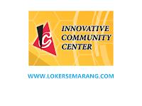 Loker Webbase Developer di Semarang Innovative Community Center