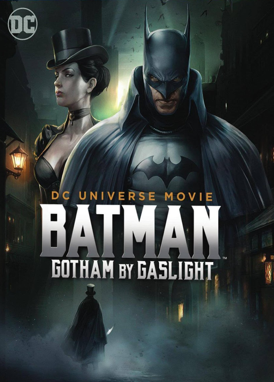 Batman: Gotham by Gaslight [2018] [DVDR] [NTSC] [CUSTOM HD] [Latino]