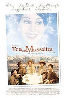 'Tea With Mussolini' movie poster