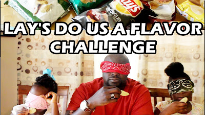 "Lay's ""Do Us A Flavor"" Challenge"