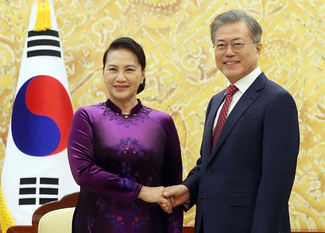 9 người trong đoàn Quốc Hội Việt Nam đã bỏ trốn bất hợp pháp tại Hàn Quốc
