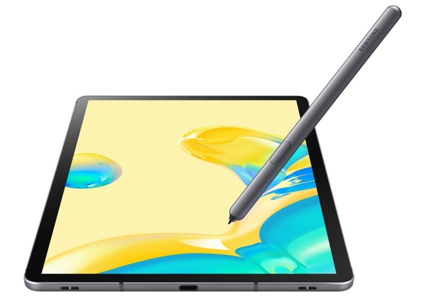 삼성전자, 세계 최초 태블릿 5G 지원 '갤럭시 탭 S6 5G' 국내 출시