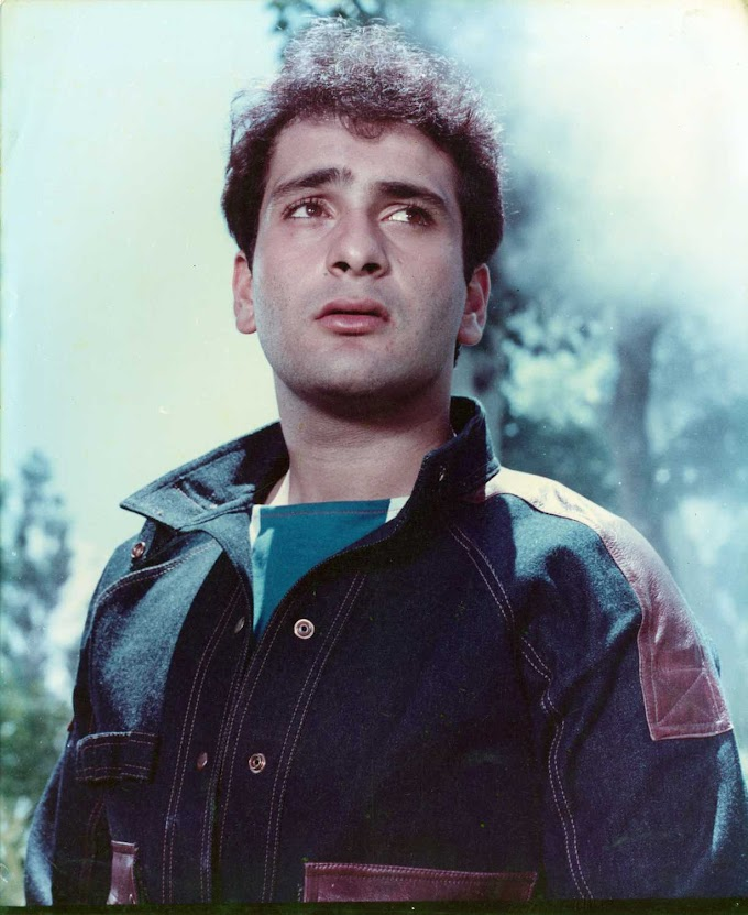 Actor Rajiv Kapoor passed away