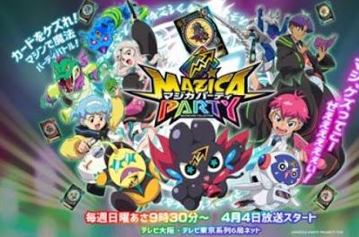 Mazica Party Todos os Episódios Online
