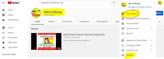 YouTube Videos Creator कैसे बने  Mahila  Business Idea  
