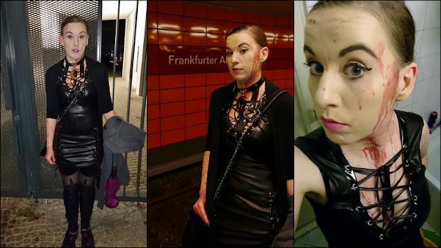 Outfit-Konzert-Agonoize-Gothic-Lack