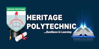 Heritage Poly Admission Form 2021/2022   ND, HND & Pre-ND