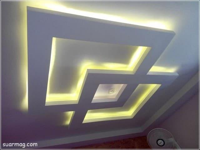 ديكورات اسقف جبس بسيطة 2020 4   Simple gypsum ceiling decor 2020 4