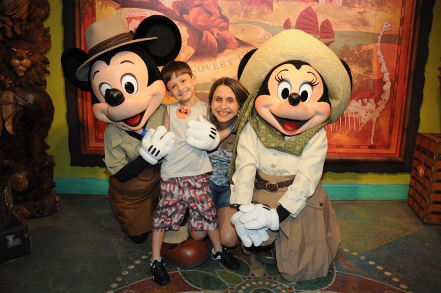 Quais Parques Visitar na Disney com crianças