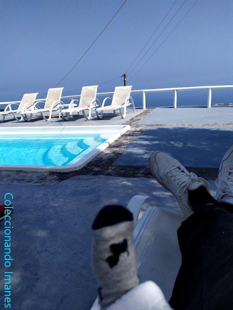 Alojamientos con piscina en Santorini