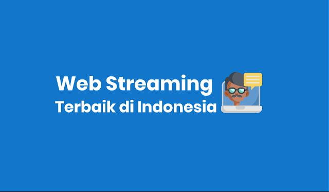 Web Live Streaming TV Online Terbaik