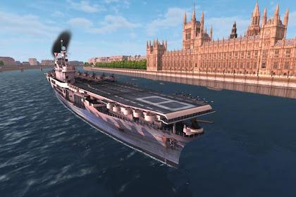 Battle Of Warship; Ini Alasan Kenapa Saya Suka Pakai USS Hornet...