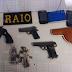 Quatro jovens suspeitos de tráfico de drogas morrem em confronto com a PM no interior do Ceará